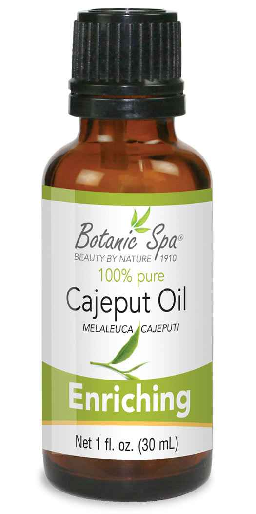 Botanic Spa Cajeput Essential Aromatherapy and Body Oil - 1 Oz