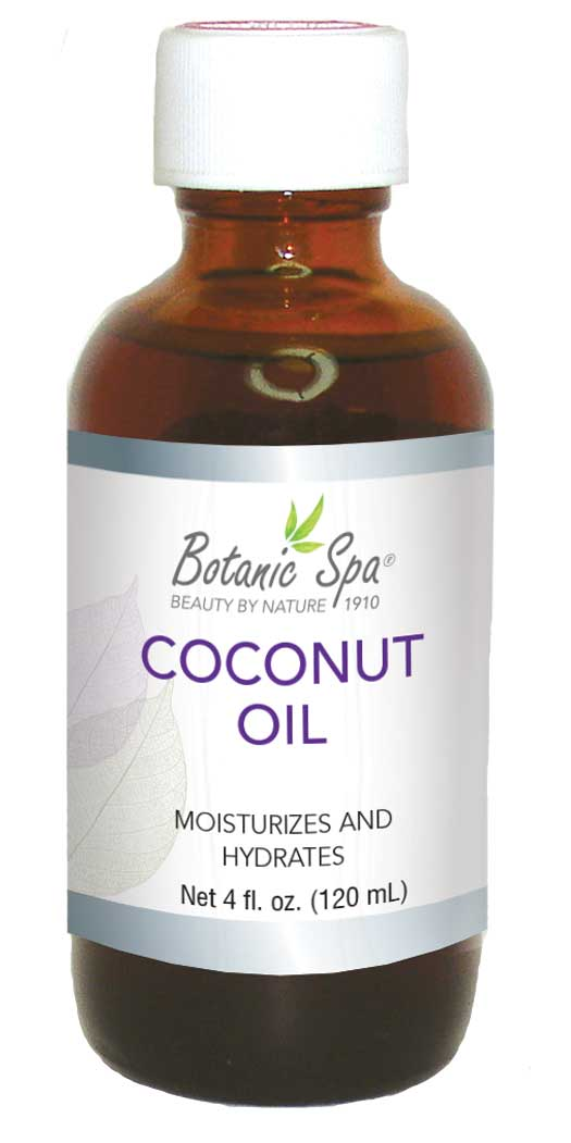 Botanic Spa Coconut Aromatherapy and Body Oil - 4 Oz