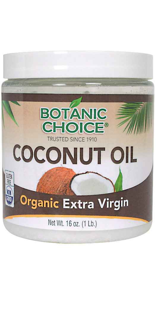 Botanic Spa Organic Extra Virgin Coconut Oil - 1 Lb