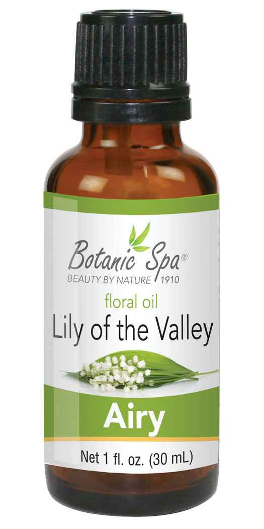 Botanic Spa Lily of the Valley Floral Oil - Fl Oz
