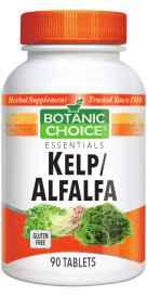 Kelp-Alfalfa 90 Vegetarian Tablets