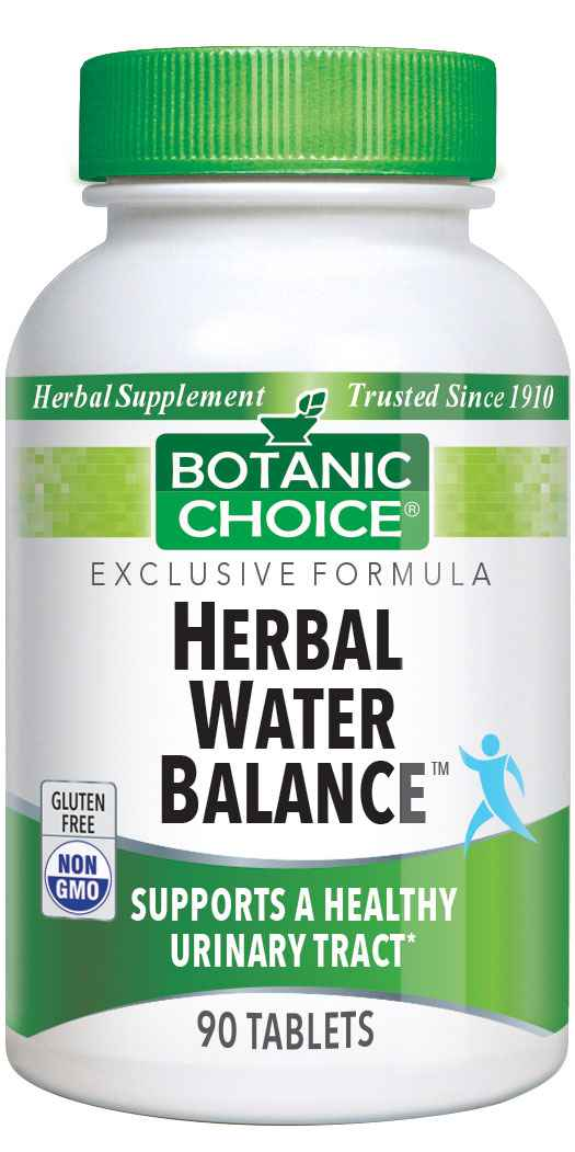 Botanic_Choice_Herbal_Water_Balance™__Kidneys_Support_Supplement__90_Vegetarian_Tablets