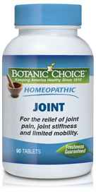 Homeopathic Joint Formula 90 tabletsnohtin