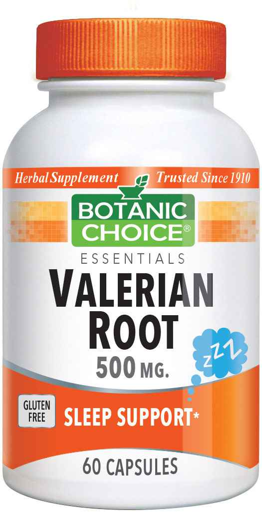 Botanic_Choice_Valerian_Root_Capsules_500_mg__Nighttime_Support_Supplement__60_Capsules