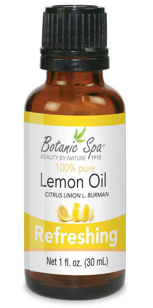 http://www.BotanicChoice.com - Botanic Spa Lemon Essential Aromatherapy and Body Oil – 1 Oz 16.95 USD