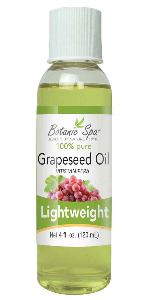 http://www.BotanicChoice.com - Botanic Spa Grapeseed Lightweight Hydrating Oil – 4 Oz 6.00 USD