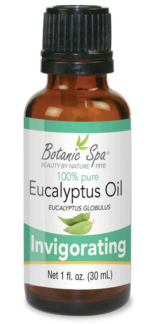 http://www.BotanicChoice.com - Botanic Spa Eucalyptus Essential Aromatherapy and Body Oil – 1 Oz 14.95 USD