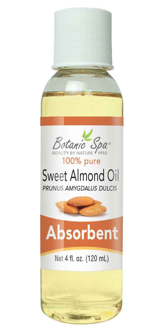 http://www.BotanicChoice.com - Botanic Spa Sweet Almond Carrier Aromatherapy and Body Oil – 4 Oz 16.95 USD
