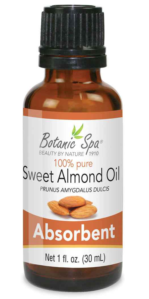 http://www.BotanicChoice.com - Botanic Spa Sweet Almond Aromatherapy and Body Oil – 1 Oz 10.95 USD