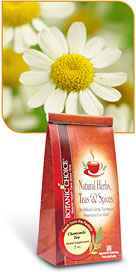 Chamomile Flower Tea 2 oz