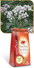 Valerian  Cut Tea 4 oz cut leaf
