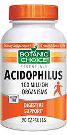 Acidophilus 90 capsules