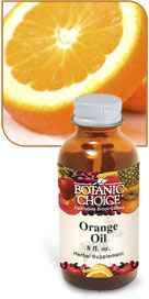 Orange Essential Oil 8 oz