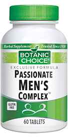 Passionate Mens Complex 60 tabletsnohtin