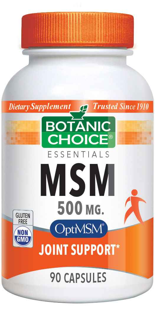 Botanic_Choice_MSM_500_mg_-_Joint_Support_Supplement_-_90_Capsules