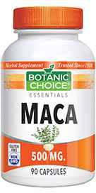 Maca 500 mg 90 capsulesnohtin