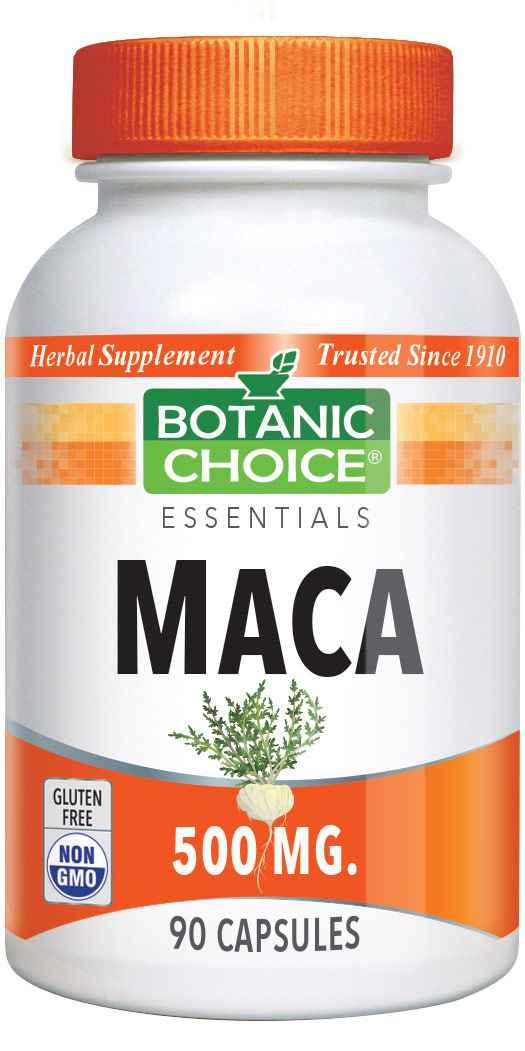Botanic_Choice_Maca_500_mg_-_90_Capsules