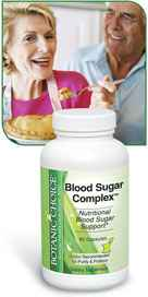 Blood Sugar Complex 60 capsules