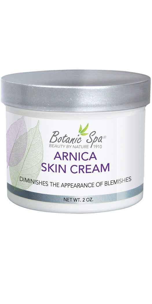 http://www.BotanicChoice.com - Botanic Spa Arnica Skin Moisturizing Cream – 2 Oz 14.95 USD