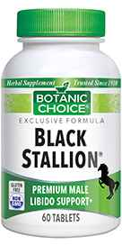 Black Stallion 60 tabletsnohtin