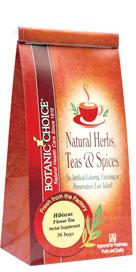 Hibiscus Flower Tea Bags 36 tea bagsnohtin