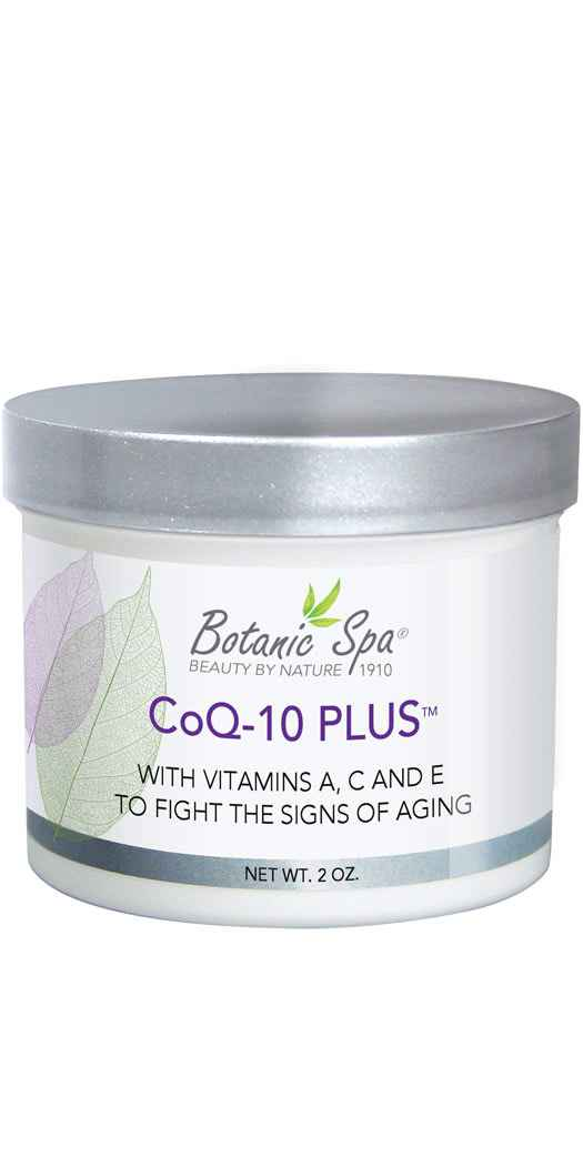 http://www.BotanicChoice.com - Botanic Spa CoQ-10 Plus Moisturizing Cream™ – 2 Oz 14.95 USD
