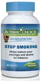 Homeopathic Stop Smoking Formula 90 tabletsnohtin