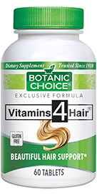 Vitamins For Hair 60 tablets