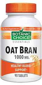 Oat Bran 1000 mg 90 tablets