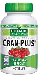 Cran-Plus 60 tabletsnohtin