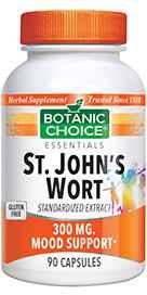 St Johns Wort 300 mg 90 capsulesnohtin