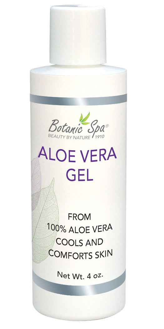 http://www.BotanicChoice.com - Botanic Spa Aloe Vera Gel Moisturizing Cream – 4 Oz 11.95 USD