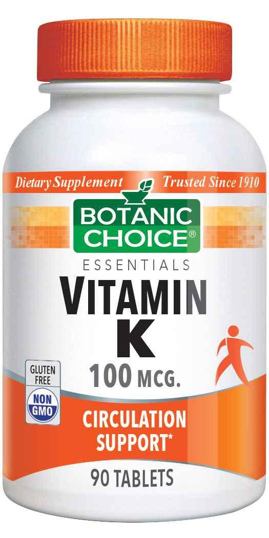 Botanic_Choice_Vitamin_K_100_mcg._-_90_Tablets