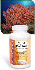 Coral Calcium 500 mg 30 capsules