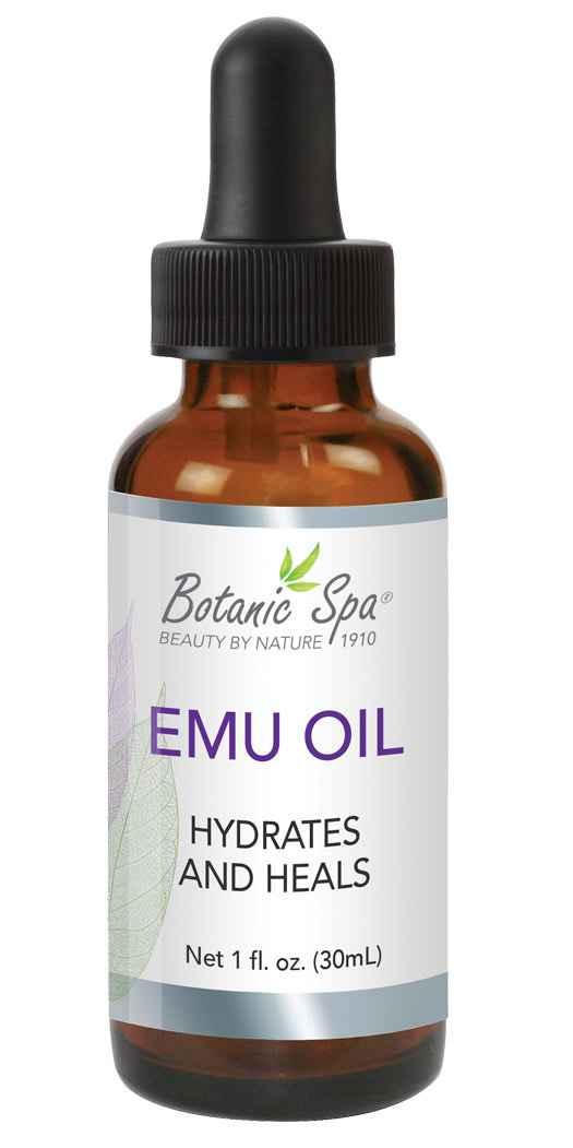 http://www.BotanicChoice.com - Botanic Spa Emu Moisturizing Oil – 1 Oz 23.95 USD