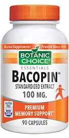 Bacopin 100 mg 90 capsules