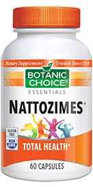 Nattozimes 65 mg 60 capsules