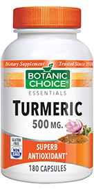 Image of Turmeric 180 capsules