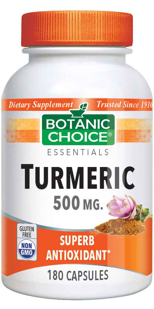 Botanic_Choice_Turmeric_500_mg_-_Joint_Support_Supplement_-_180_Capsules