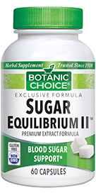 Sugar Equilibrium II 60 capsules
