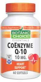 CoEnzyme Q-10 10 mg 60 softgels
