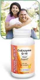 CoEnzyme Q-10 120 mg 30 softgels