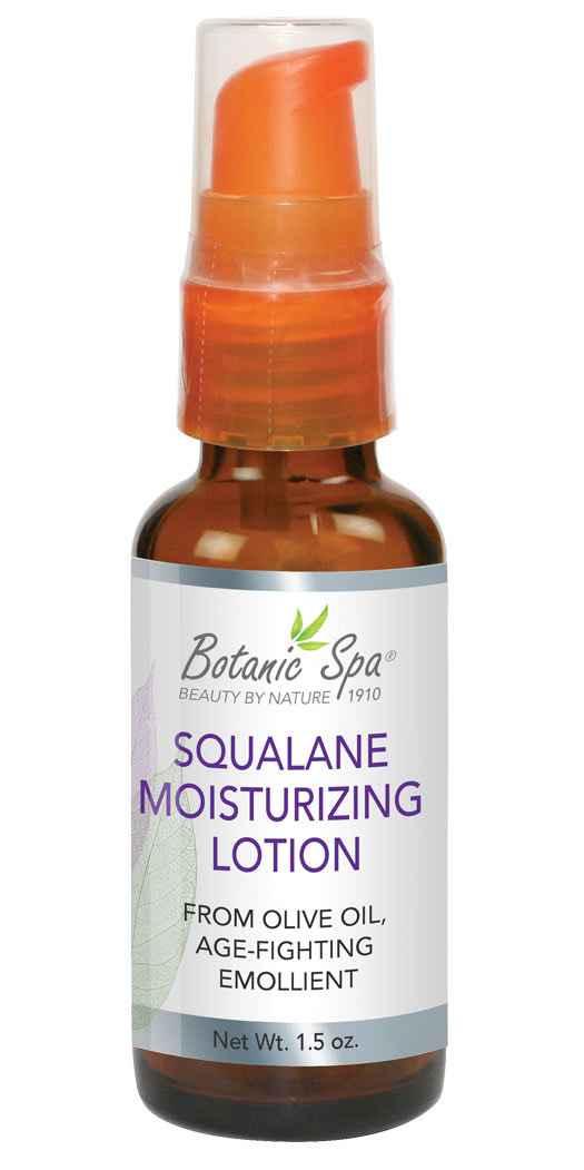 http://www.BotanicChoice.com - Botanic Spa Squalane Moisturizing Lotion – 1.5 Oz 19.95 USD