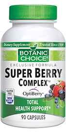 Super Berry Complex 90 capsulesnohtin