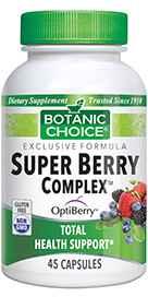 Super Berry Complex 45 capsulesnohtin