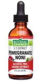 Pomegranate-Noni Liquid Extract 2 oznohtin
