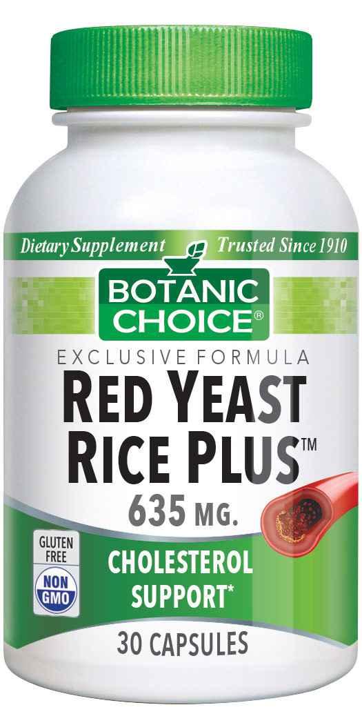 Botanic_Choice_Red_Yeast_Rice_Plus™_-_30_Capsules