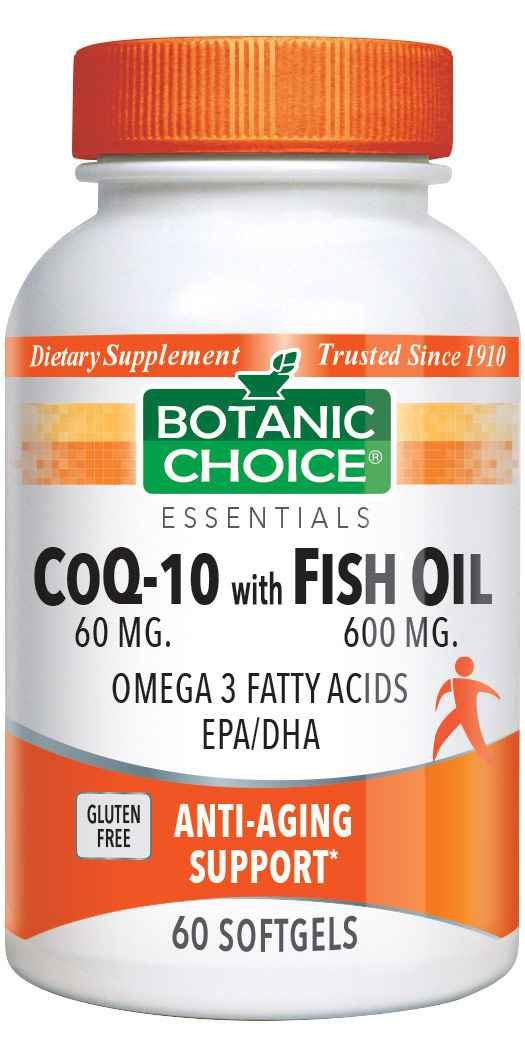 Botanic_Choice_CoQ-10_with_Fish_Oil_-_Heart_Support_Supplement_-_60_Softgels