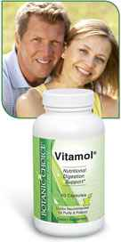 Vitamol 60 capsules