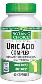 Uric Acid Complex 60 capsules